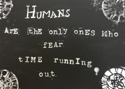 humans are the